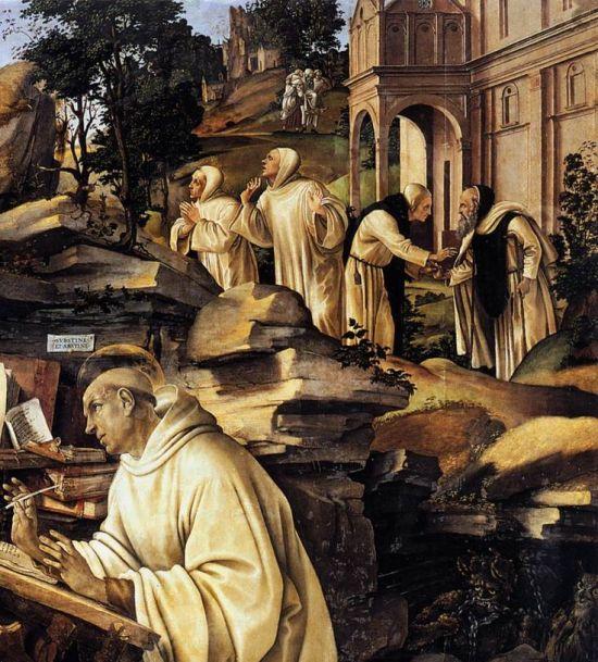 Cistercian Monks